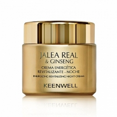 Ночной энергетический восстанавливающий крем Кинвел Royal Jelly Energizing Night Cream Keenwell