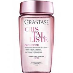 Шампунь для легкости и блеска тонких волос Керастаз Cristalliste Bain Cristal Fine Kerastase