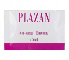 Плацентарная гель-маска Интенсив Плазан Placental gel mask Intensive Plazan