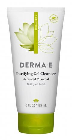 Очищающий гель для умывания Дерма Е Purifying Gel Cleanser Derma E