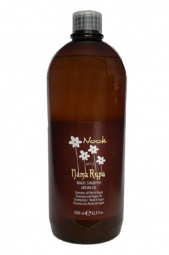 Магический шампунь с маслом Аргана Максима Magic Shampoo Argan Oil PH 5.5  MX Nook Maxima