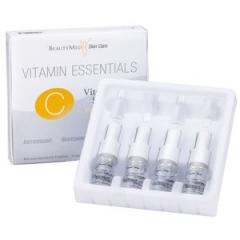 Сыворотка с витамином C для осветления и увлажнения кожи БьютиМед Vitamin Essentials Vitamin C serum Pure White BeautyMed