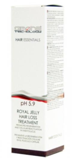Лосьон с королевским желе Маточное молочко Симоне Трихолоджи Royal Jelly Hair Loss Treatment Simone Trichology