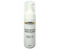 Очищающая пенка для умывания Космотерос Mousse Purifiante Nettoyante Beauty Global Kosmoteros