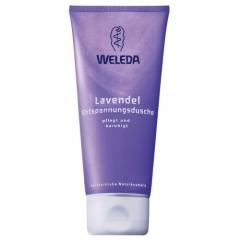 Успокаивающий гель для душа с лавандой Веледа  Lavendel Entspannungsdusche Weleda