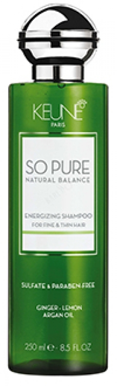 Шампунь «Тонизирующий» Кёне So Pure Energizing Shampoo Keune