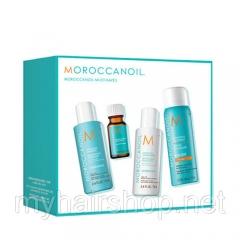 Набор мини-продуктов Must Haves МарокканОил Must Haves MoroccanOil