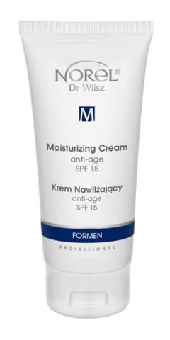 Увлажняющий крем против морщин с SPF 15 для мужчин Норел ForMen – Moisturizing cream Anti-Age SPF 15 Norel