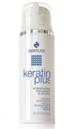 Кондиционер-восстановитель кератина для сильно поврежденных волос Зимберленд Keratin Plus Zimberland