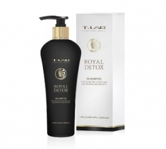 Шампунь для королевской гладкости и абсолютной дезинтоксикации - T-Lab ProfessionalRoyal Detox Shampoo Т-Лаб Профешнл Royal Detox Shampoo T-Lab Professional