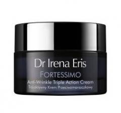 Антивозрастной ночной крем для лица Доктор Ирена Эрис Fortessimo Anti-wrinkle Triple Action Cream Dr. Irena Eris