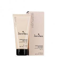 Защитный крем для рук SPF 10 Жан дАрсель protective hand cream SPF 10 Jean dArcel