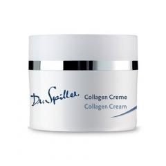 Увлажняющий крем для обезвоженной кожи Доктор Шпиллер Collagen Cream Dr SPILLER