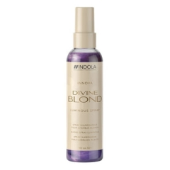 Спрей-кондиционер для светлых волос Индола Innova Divine Blond Luminous Spray Indola