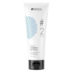 Увлажняющий BB-крем для волос Индола Innova Hydrate BB Cream Indola