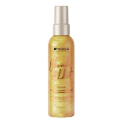 Спрей для придания золотого блеска Индола Blond Addict Gold Shimmer Spray Indola