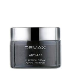Плацентарный крем Демакс Placental Cream Against Wrinkles Demax