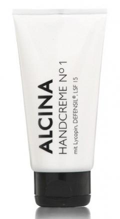 Защитный крем для рук №1 Альцина Handcreme №1  Alcina