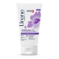 Глубоко очищающий гель для жирной кожи Лирен Deep Purifying Gel 3 in 1 Oily Skin Lirene