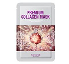Коллагеновая маска Премиум-класса ШангПри Premium Class Collagen Mask ShangPree