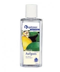 """Концентрат для сауны с освежающим ароматом """"Лимон"""" Шпитцнер Spitzner Arzneimittel"""
