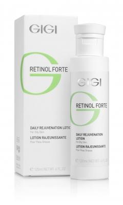 Лосьон-пилинг для жирной кожи Джи Джи Retinol Forte Daily Rejuvenation Lotion For Oily Skin Gigi