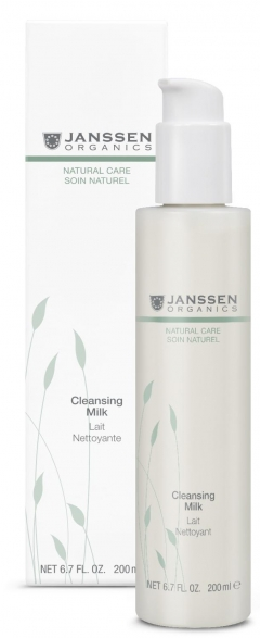 Очищающее молочко Янссен Cleansing Milk Janssen