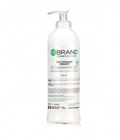 Дренирующее массажное масло с экстрактом фенхеля Ебренд Olio Massaggio Drenante Ebrand