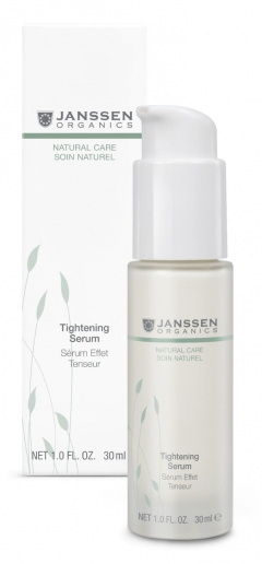 Укрепляющая сыворотка Янссен Tightening Serum Janssen