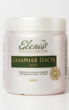 Сахарная паста SOFT мягкая Эленис SOFT Elenis