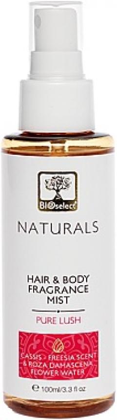 """Парфюмированный спрей для тела и волос """"Чистая роскошь"""" БиоСелект Naturals Fragrance Mist BIOSelect"""