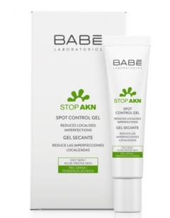 Очищающий гель для жирной, комбинированной и проблемной кожи Бэйби Лабораториз Purifying Cleansing Gel Babe Laboratorios