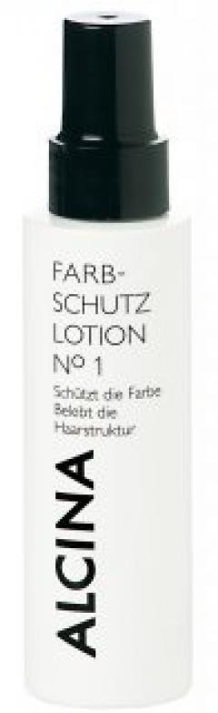 Лосьон защита цвета №1 для окрашенных волос Альцина Hare Care Farb Schutz Lotion №1 Alcina