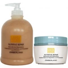 Маска питательная для глубокого восстановления очень сухих волос Зимберленд Mask Beauty Nutritive Repair Zimberland