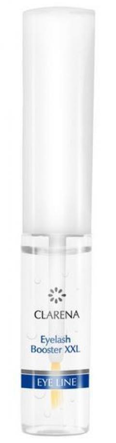 Укрепляющая сыворотка, стимулирующая рост ресниц Кларена Bio eye line Eyelash Booster XXL Clarena
