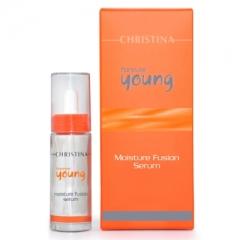 Сыворотка для интенсивного увлажнения Кристина Forever Young Moisture Fusion Serum Christina