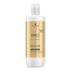 Шампунь для жестких зрелых волос Шварцкопф Профэшнл Bonacure Excellium Taming Shampoo Q10 + Omega 3 Schwarzkopf Professional