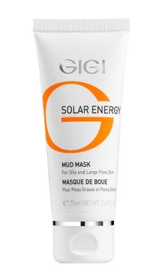 Грязевая маска Джи Джи Solar Energy Mud Mask For Oil Skin Gigi