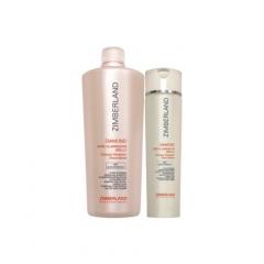 Шампунь для ультра блеска всех типов волос Зимберленд Diamond Shampoo Zimberland