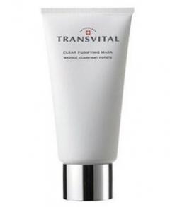 Очищающая маска для кожи лица Трансвитал Clear Purifying Transvital