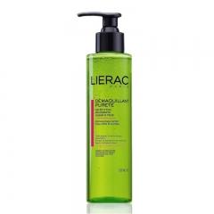 Гель очищающий для умывания Лиерак Foaming cleansing gel Lierac