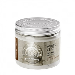 Белая косметическая глина Органик Argillotherapy White Clay Organique