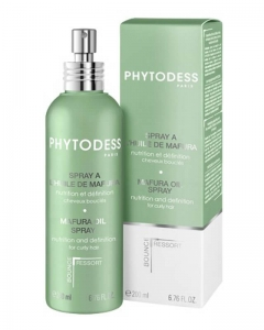 Спрей с маслом Мафуры для питания и придания формы для кудрявых волос Фитодесс Mafura Oil Spray Phytodess