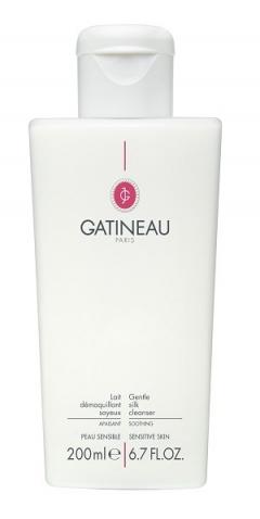 Молочко с шелком для чувствительной кожи Гатино Gentle Silk Cleanser Gatineau