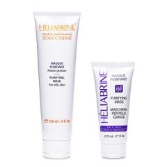 Очищающая маска для комбинированной и жирной кожи Элиабрин Purifying mask HA Heliabrine