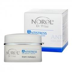 Матирующий крем для жирной, комбинированной кожи Норел Antistress – Mattifying cream Norel