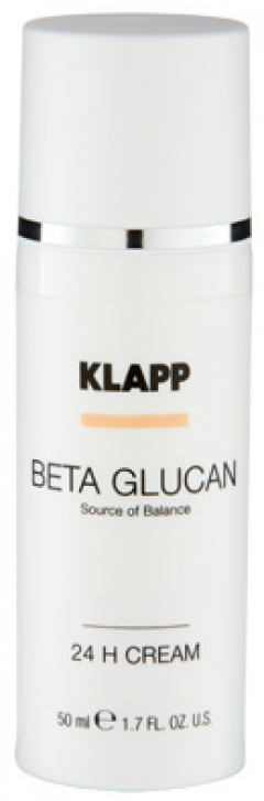 Крем Бета Глюкан Клапп Beta Glucan 24h Cream Klapp