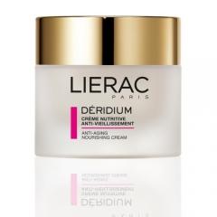 Деридиум Крем питательный для сухой и очень сухой кожи Лиерак Dеridium Crеme Nutritive Correction Rides Peaux Sеches а Trеs Sеches Lierac