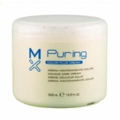 Сливочная крем-маска по уходу за окрашенными и меллированными волосами Максима Puring Color Plus Colour Care Cream Maxima