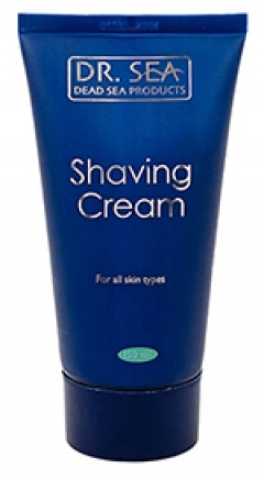 Крем для бритья Доктор Си Shaving Cream Dr. Sea